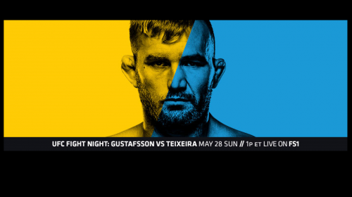 UFC Fight Night 109 results: Gustafsson vs. Teixeira
