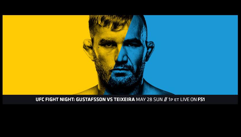 UFC Fight Night 109 results: Gustafsson vs. Teixeira
