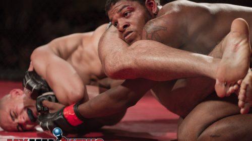 Timothy Tyler vs. Elijah Harris, Art of War Cagefighting 2