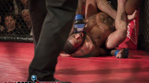 Will Martinez vs. Sharif Jones - Art of War Cagefighting 2