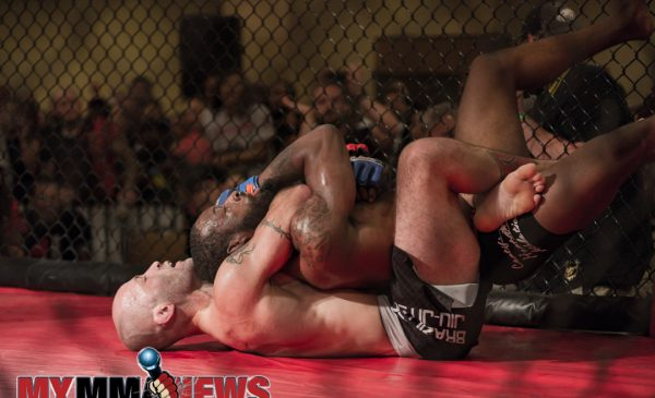 Will Martinez vs. Sharif Jones - Art of War Cagefighting 2