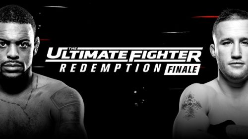 The Ultimate Fighter Season 25 Finale - TUF Redemption