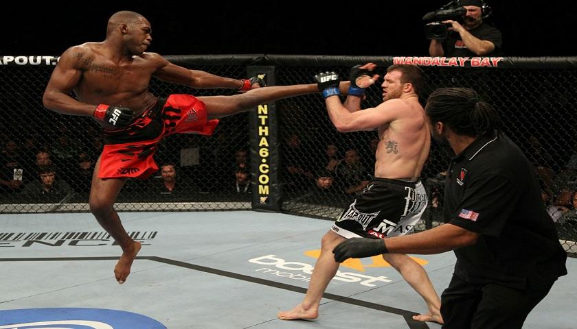 Tabata Kickboxing, Jon Jones