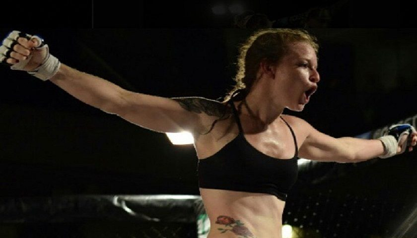 Devon Estes returns to the cage at Art Of War 2 after experiencing motherhood