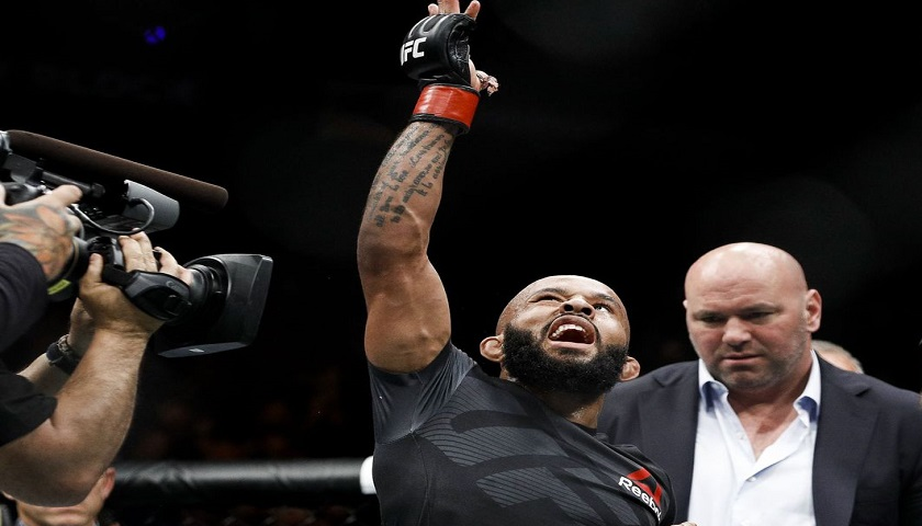 Don't Hate the Player.... Hate the Game, Demetrious Johnson