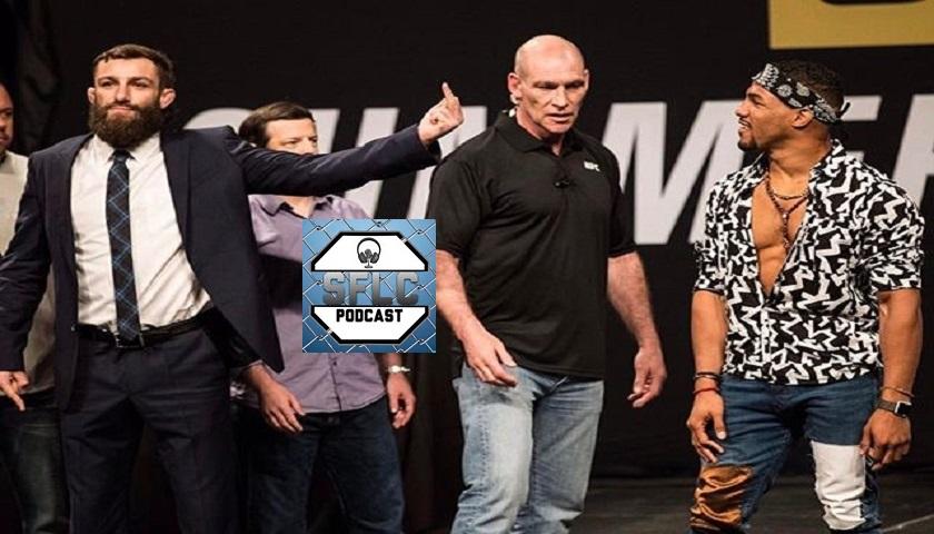 SFLC 248: UFC Oklahoma City headiner Michael Chiesa, Damon Martin