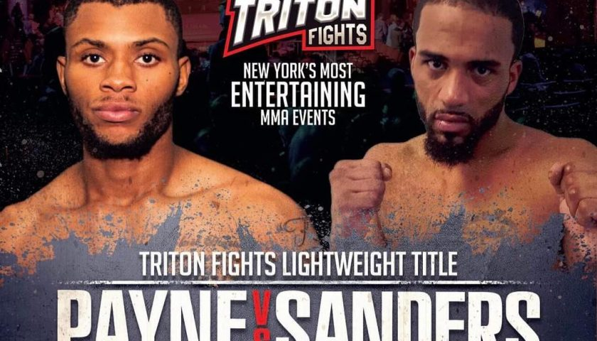 Triton Fights 3: Codie Payne Fights Michael Sanders for Vacant Lightweight Title