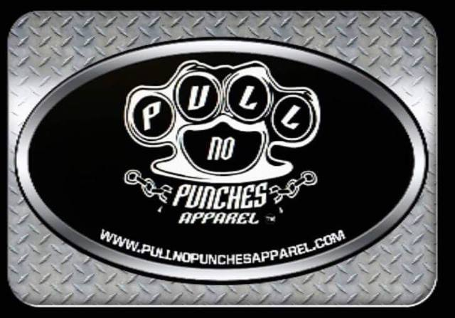 Pull No Punches Apparel