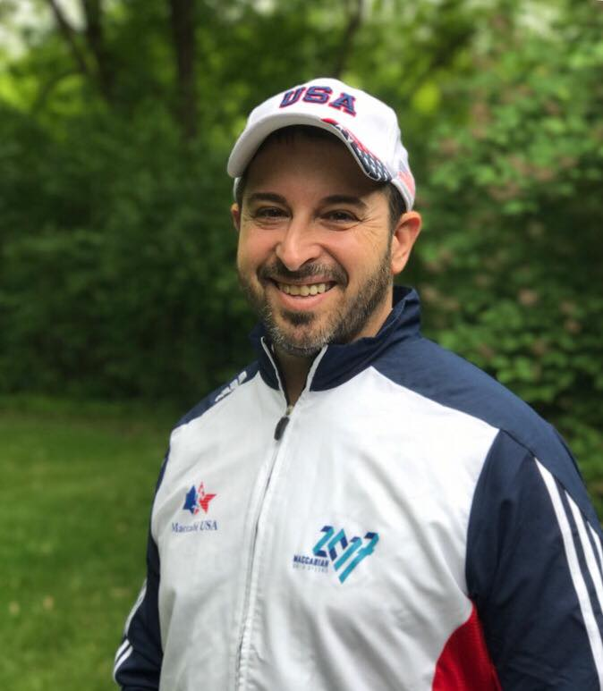 Howard Fidler appointed as one of two team Chiropractors for Maccabi USA to treat at the 20th Maccabiah games in Israel