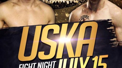 USKA Fight Night - Justin Greskiewicz vs. Ben Pride
