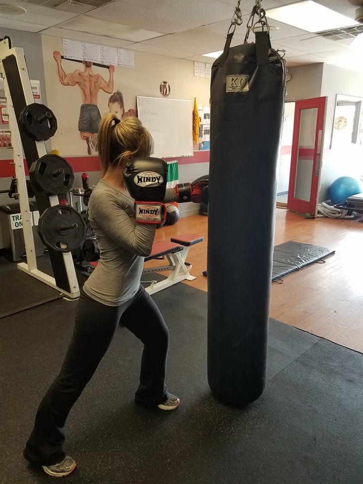 Tabata kickboxing