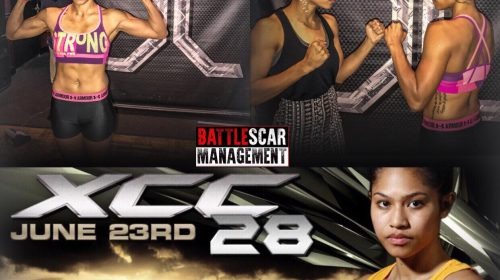 Jennifer Dugwen Chieng Earns a Split Decision Victory in Philly at XCC 28