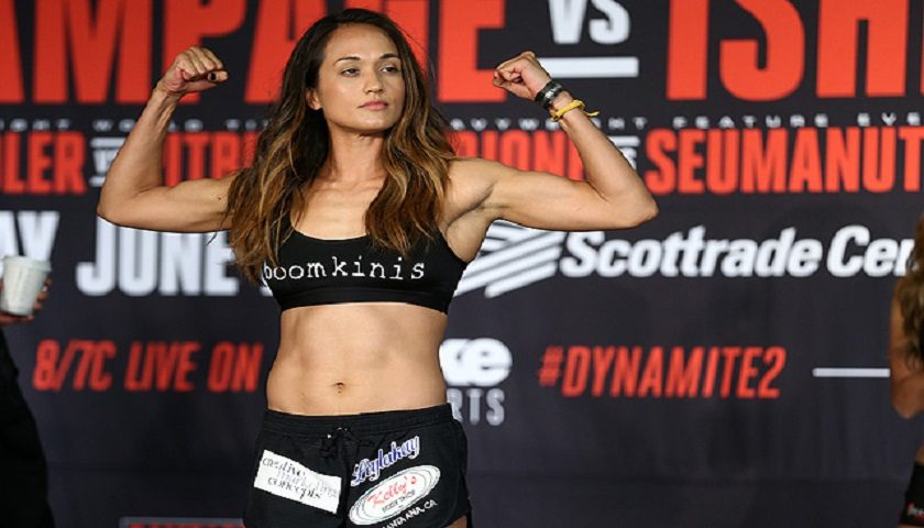 Keri Anne Taylor-Melendez off Bellator 180 card, surgery tomorrow