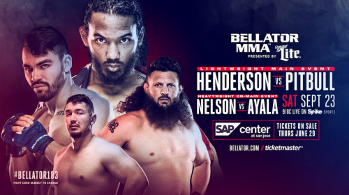 WATCH:  Bellator 183 preliminary bouts – 7 p.m. EST / 4p.m. PST