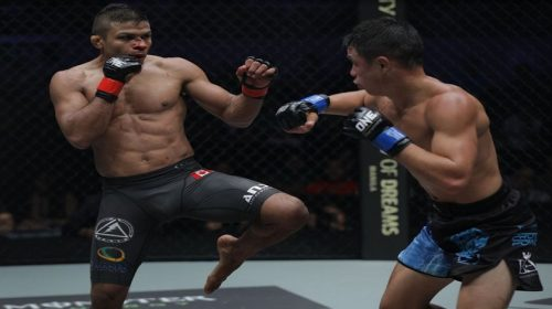 Bibiano Fernandes defends ONE Championship title against Andrew Leone