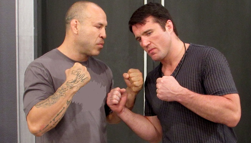 WATCH: Bellator NYC: Sonnen vs. Silva Official Press Conference - June 8