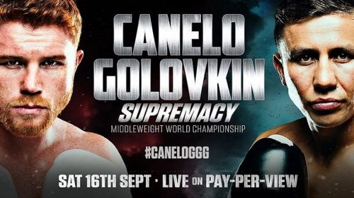 Canelo Alvarez vs Gennady Golovkin Tickets on Sale – MyMMANews.com