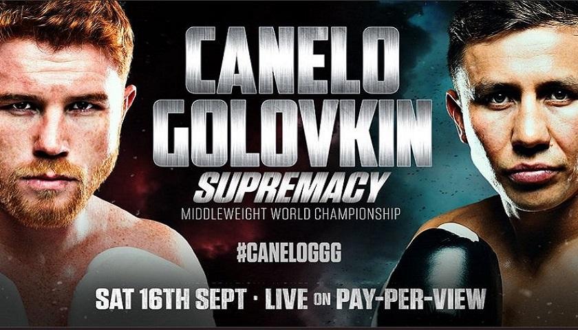 Canelo Alvarez vs Gennady Golovkin Tickets on Sale - MyMMANews.com
