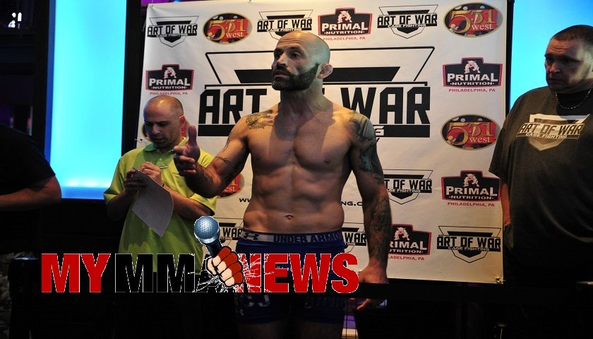 Art of War 2 main event goes on as scheduled after scare at weigh-ins