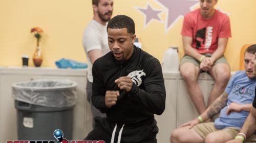 Brandon Davis, Art of War Cagefighting 2