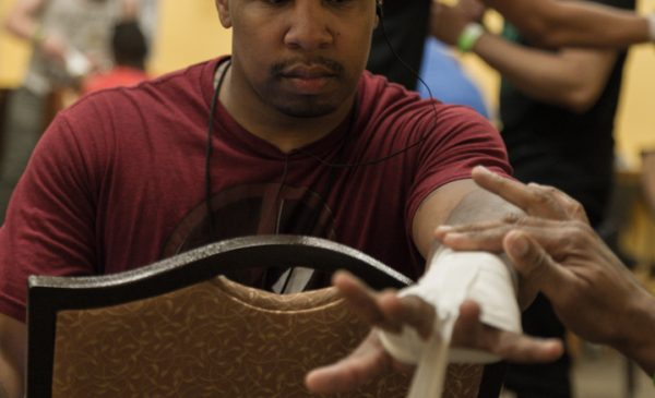 Derrick Bradley, Art of War Cagefighting 2