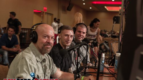 Bob Meloni, Zak Kelly, Justin Haskell, Art of War Cagefighting 2