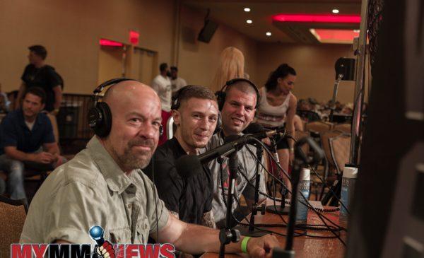 Bob Meloni, Zak Kelly, Justin Haskell, Art of War Cagefighting 2
