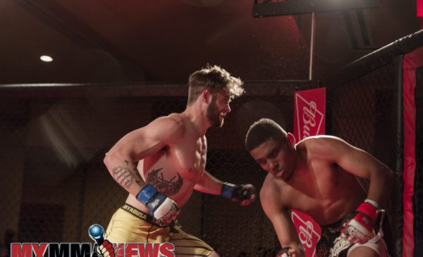 Mike Melso defeated Luis Angueira via knockout