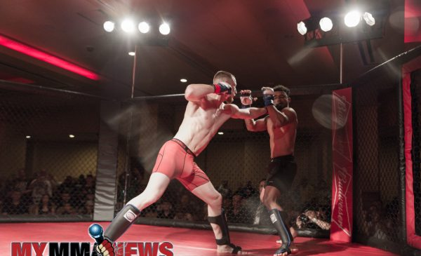 Joe Pyfer defeated Rashaun Day, Art of War Cagefighting 2