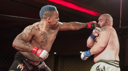 Derrick Bradley defeated Frankie Coleman, Art of War Cagefighting 2
