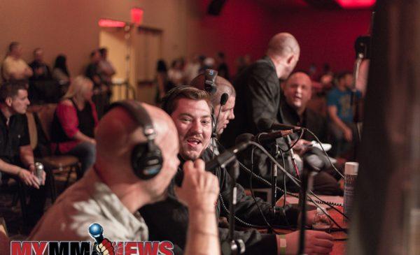 Bob Meloni and Adam Crist, Art of War Cagefighting 2