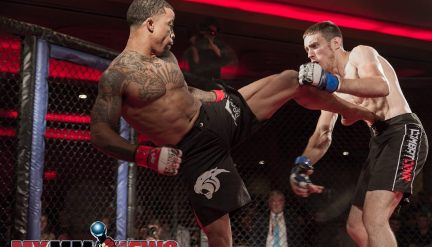 Brandon Davis talks continuing win streak after unanimous decision at Art Of War 2