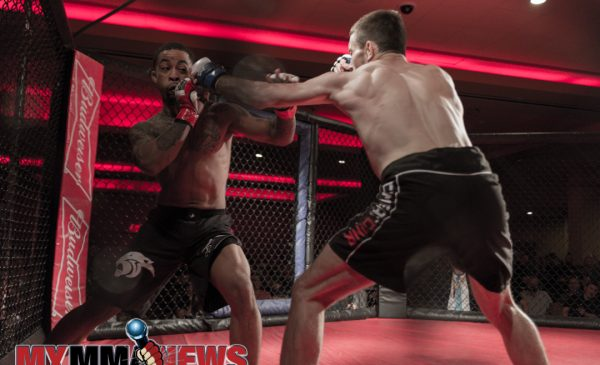 Brandon Davis vs. Ed Doud, Art of War Cagefighting 2
