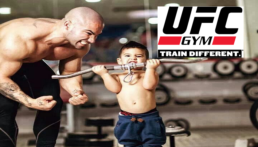 UFC Gym celebrates Father's Day with FREE Access all weekend