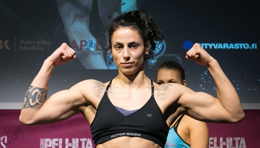 Milana Dudieva vs. Mara Romero Borella Promoted to Invicta FC 24 Main Event