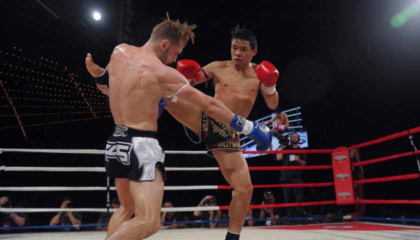 Sityodtong defeats Topic for the Pro Triumph Kombat Title at MSG