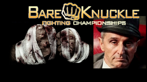 UFC Founder Art Davie involved in new Bare Knuckle Fighting Championship