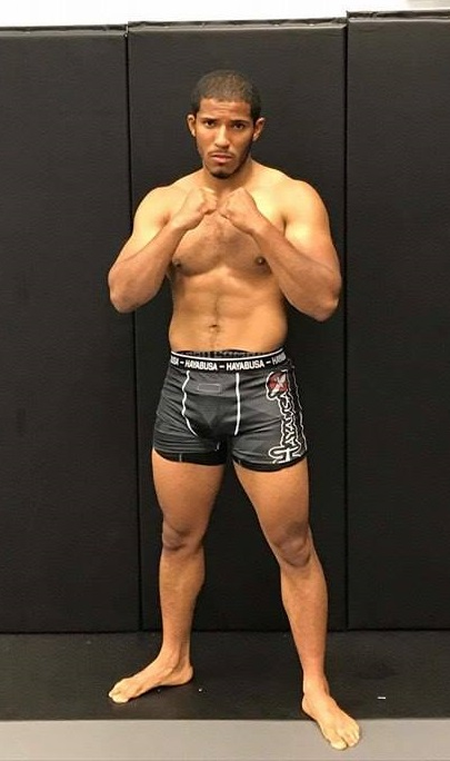 Bryant Pabon making MMA debut on home turf at Maverick MMA 2