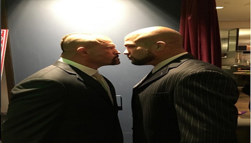 Are Chuck Liddell and Tito Ortiz coming out of retirement for trilogy fight?