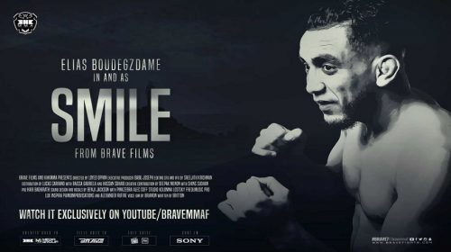 """Smile"" premiers: Film captures Brave champ Elias Boudegzdame's rise to stardom"