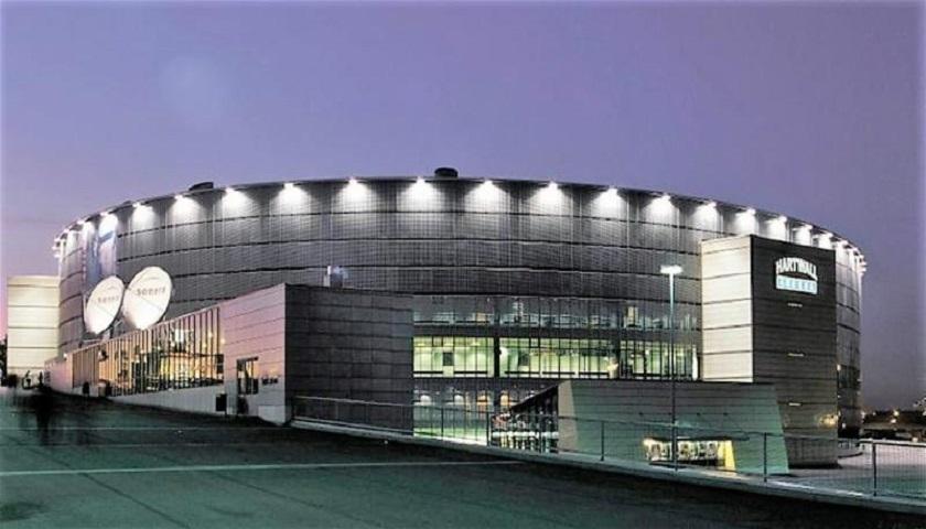 Hartwall Arena in Helsinki, Finland