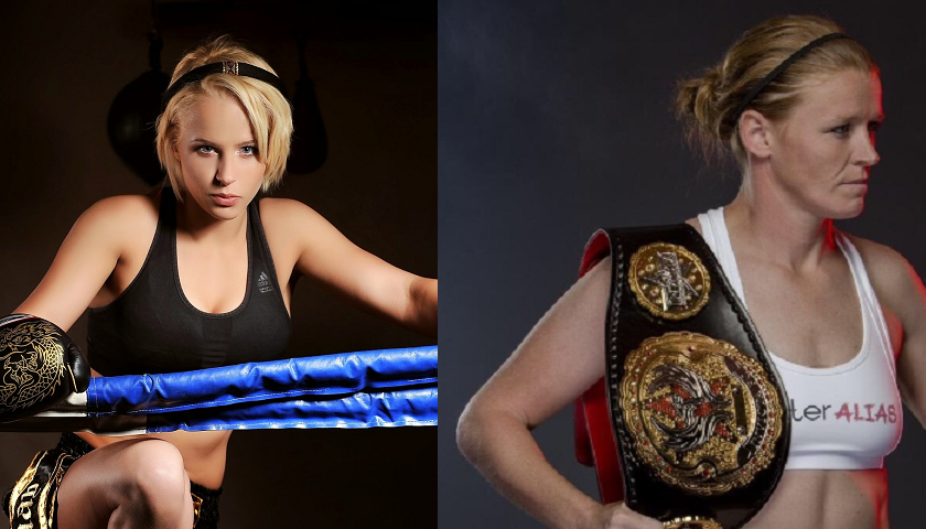 Tonya Evinger Moves Up to Featherweight to Face Helena Kolesnyk in Invicta FC 24 Main Event