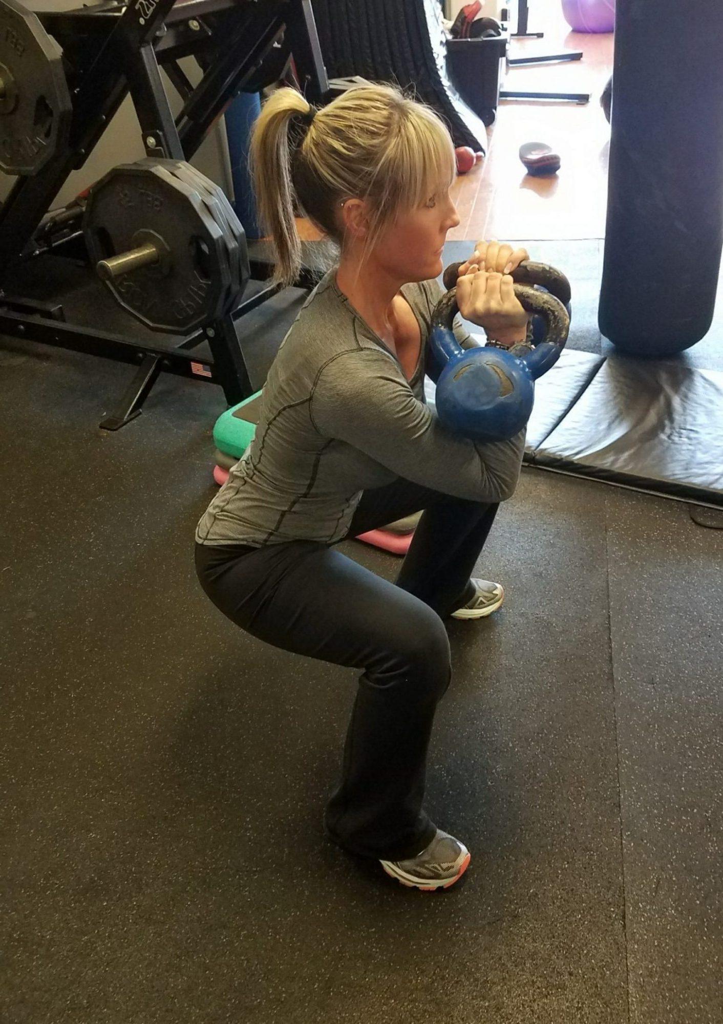 Darth Bader workout