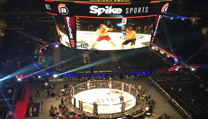 Long Island MMA's Hugh McKenna victorious at Madison Square Garden