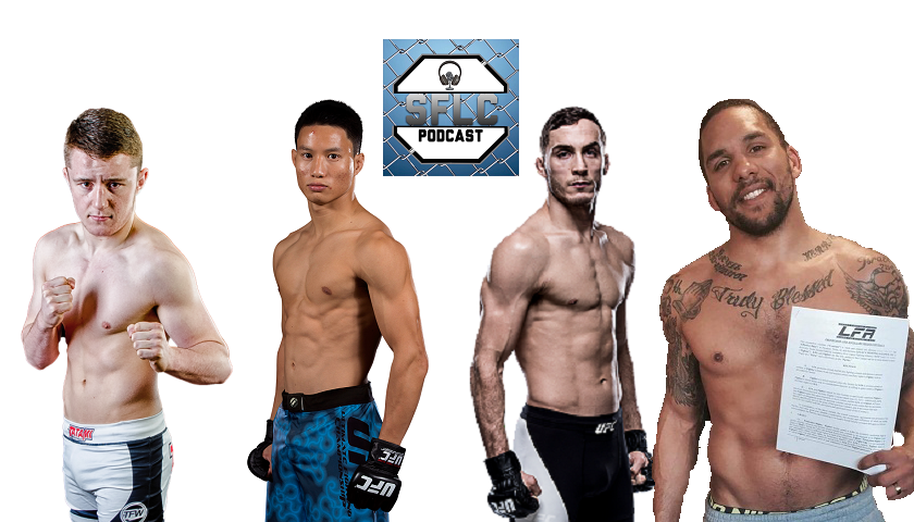 BIG SHOW – James Gallagher, Ben Nguyen, Tony Martin, Eryk Anders
