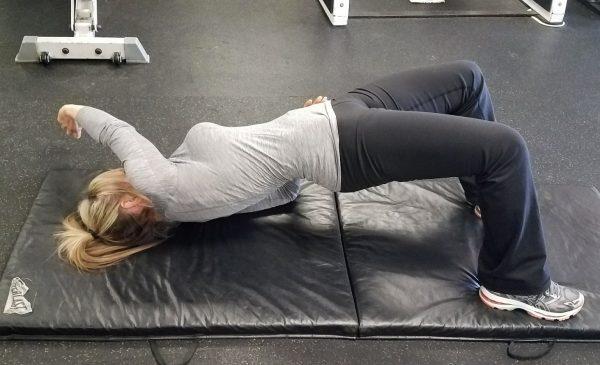 Kron Gracie workout