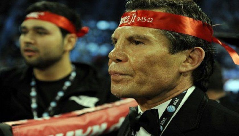 Rafael Chavez, brother of boxing legend Julio Cesar Chavez ...