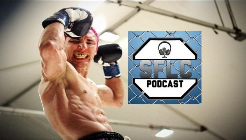 SFLC Podcast – Episode 246: Justin Greskiewicz talks USKA Fight Night main event