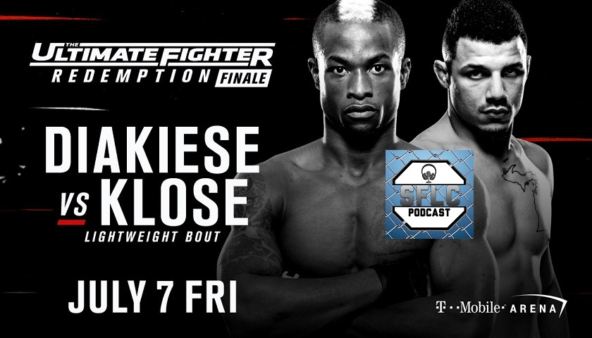 SFLC Podcast - Drakkar Klose talks fight with Marc Diakiese