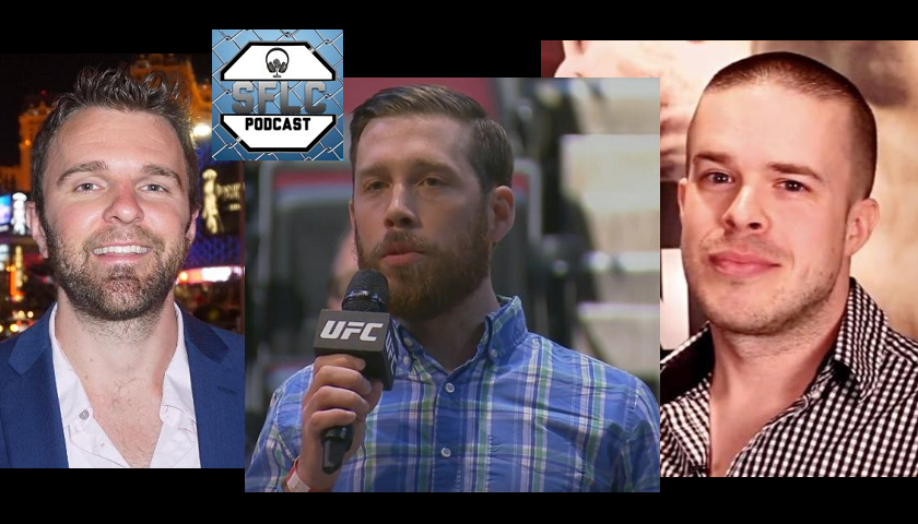 SFLC: Between The Links - Ep.5 with James Lynch, Mike Dyce, Marc Raimondi